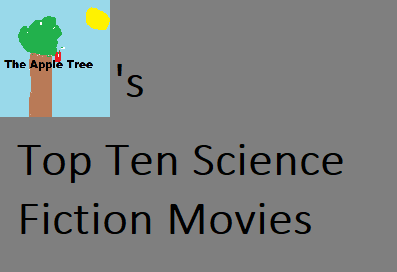 top 10 science fiction movies